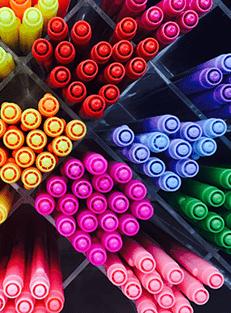 branded pens 1