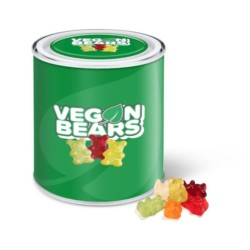 Large Paint Tin Vegan Gummy Bears 640x640
