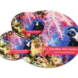 11006SMA SmartMat Coaster Set