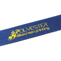 15192POL Polyester Lanyard